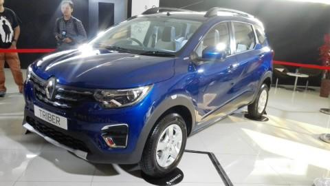 Mesin 1.000 cc Renault Triber Lebih 'Tokcer' dari Daihatsu Sigra?