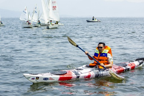 Ridwan Kamil Dukung Pengembangan Wisata Air Jatiluhur