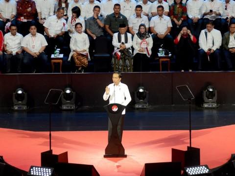 Jokowi Bakal Melanjutkan Pembangunan Infrastruktur