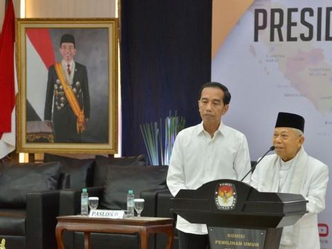 Ma'ruf Amin: Visi Indonesia untuk Kita Semua