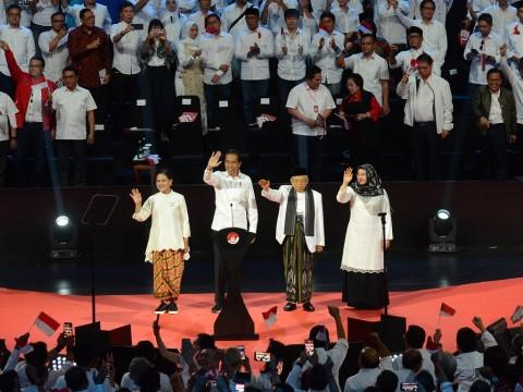 Jokowi: Indonesia Kuat dengan Bersatu