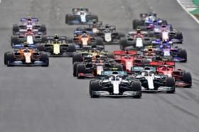 Klasemen Para Pembalap Usai F1GP Inggris