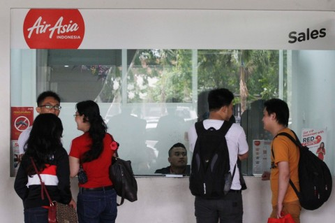 AirAsia Bakal Bertransformasi Jadi Perusahaan <i>Fintech</i>