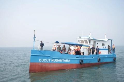 Kapal Pelat Datar Karya Anak Bangsa Resmi Berlayar