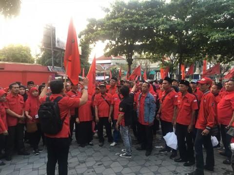 Pengurus Daerah Angkat Tangan Soal Kisruh PDIP Jatim