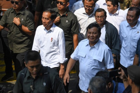 Prabowo Menunjukkan Kenegarawanan