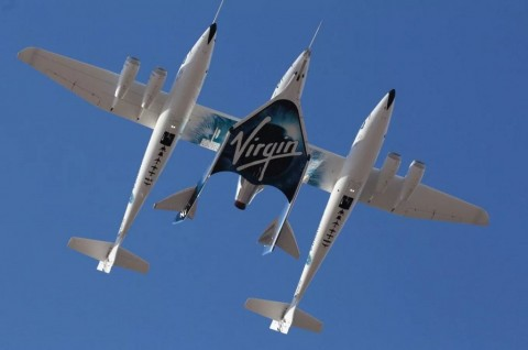 CEO Virgin Galactic Ungkap Ide Wisata Luar Angkasa