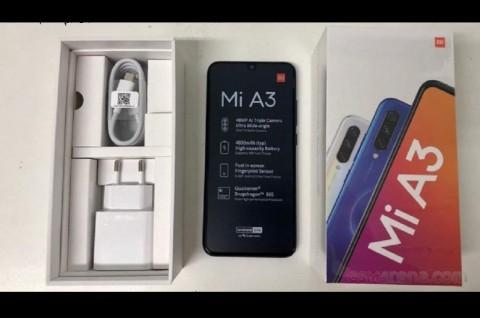 Begini Bocoran Anyar Xiaomi Mi A3