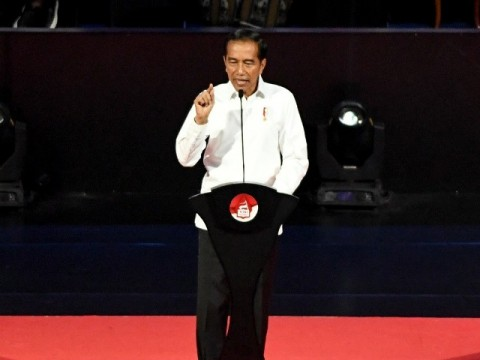 Pidato Lengkap Visi Indonesia Presiden Jokowi