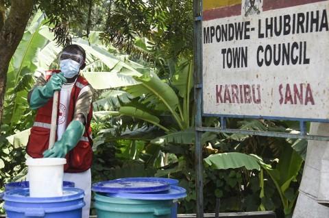 Kasus Ebola Muncul di Kota Terbesar RD Kongo Timur