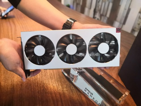 AMD Radeon VII Setop Produksi?