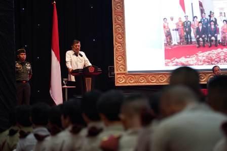 JK: Pertemuan Jokowi-Prabowo Mendamaikan Bangsa