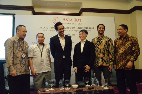 Asia IoT Business Platform Digelar Agustus, Bahas Industri 4.0