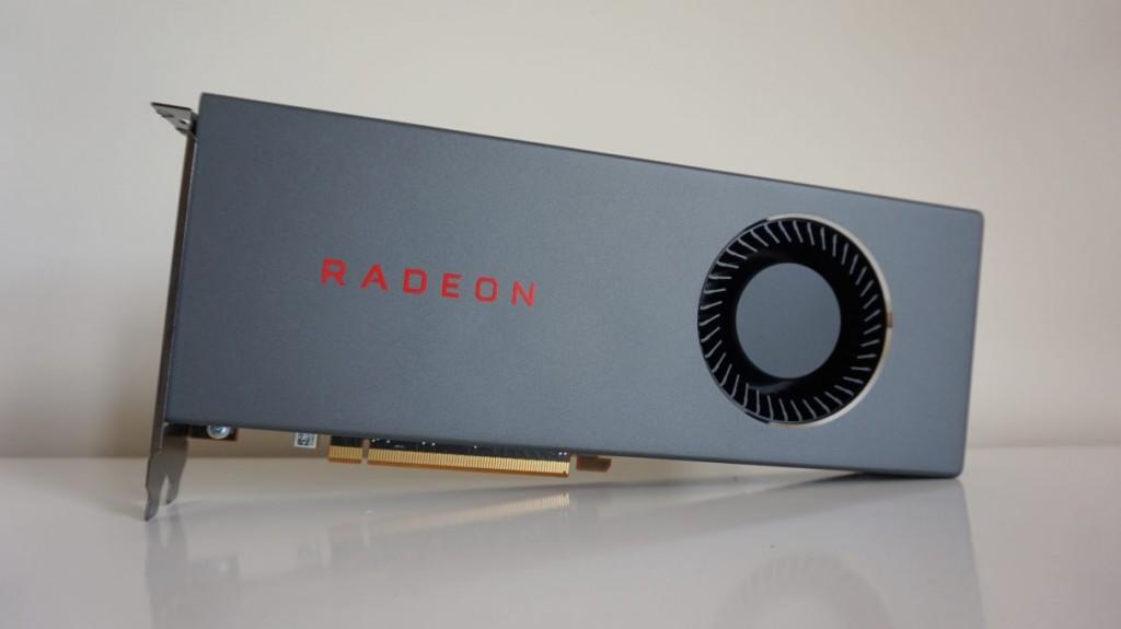 AMD Radeon RX 5700 versi reference.