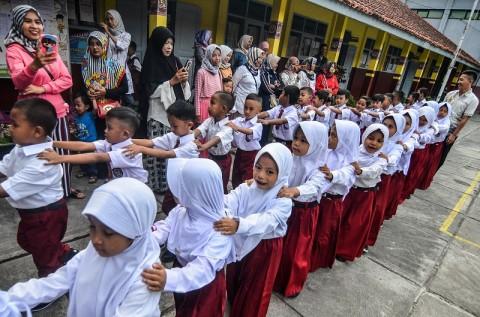 Sekolah di Lamongan Terapkan Pembelajaran Antikorupsi