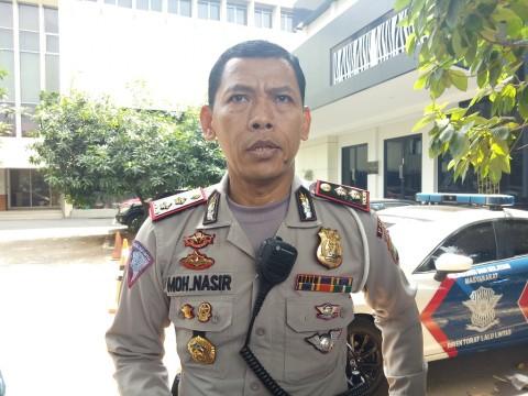 Pengemudi Jeep Penabrak Pengendara Motor Dipanggil Polisi