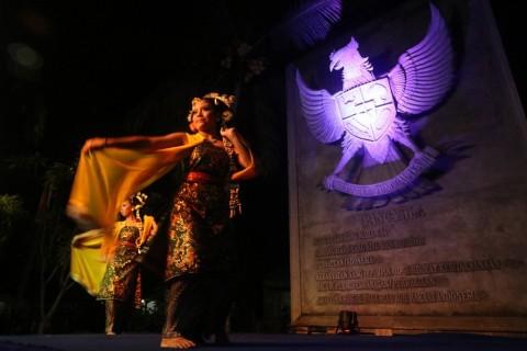 Pidato Jokowi Menegaskan Pancasila Rumah Bersama
