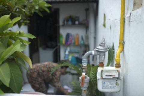 Gaslink Salurkan Kebutuhan Gas Bumi di Lampung