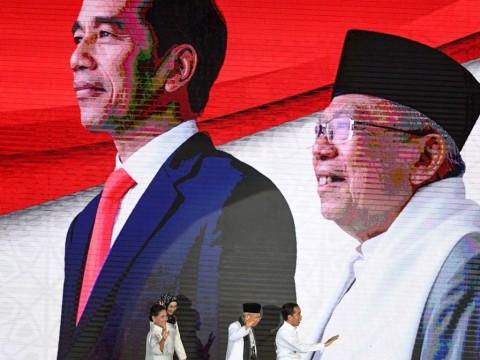 Gigi Berharap Presiden Jokowi Pertahankan Semangat Bekerja di Periode Kedua