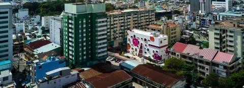 Desain Unik Jendela Taman Kanak Kanak Di Vietnam
