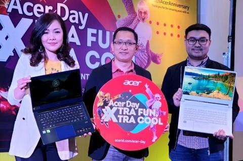 Acer Boyong Lini Laptop ConceptD ke Indonesia
