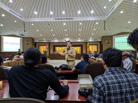 Walkot Tangerang Setop Pelayanan Publik Kemenkumhan