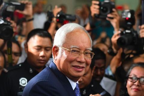 Kartu Kredit Najib Habis untuk Belanja Rp11 M dalam Sehari
