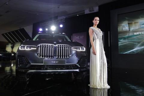 Hanya 20 Unit, BMW X7 Ludes Diboyong 'Crazy Rich Indonesian'