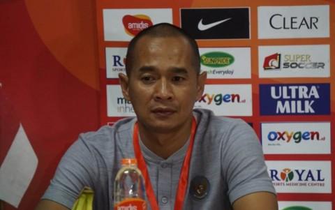 Kurniawan Resmi Jadi Asisten Pelatih Indra Sjafri di Timnas U-23