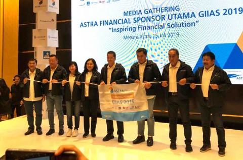 Astra Financial Pasang Target Realistis GIIAS 2019