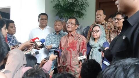 Mahfud MD: Rakyat Menghendaki Prabowo Pimpin Opisisi