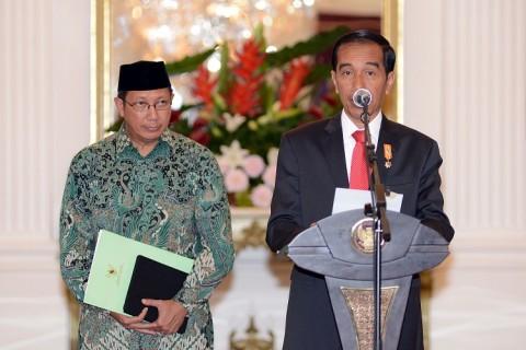 Presiden Kembali Tunjuk Menag Jadi Amirul Hajj