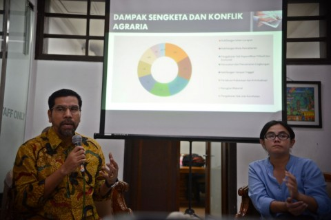 525 Dugaan Pelanggaran HAM Diadukan Sepanjang 2019