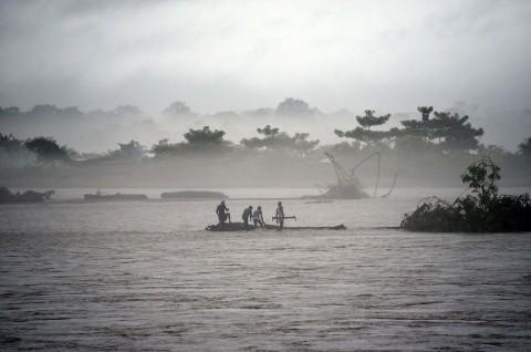 Banjir dan Longsor di Asia Selatan Tewaskan 180 Orang