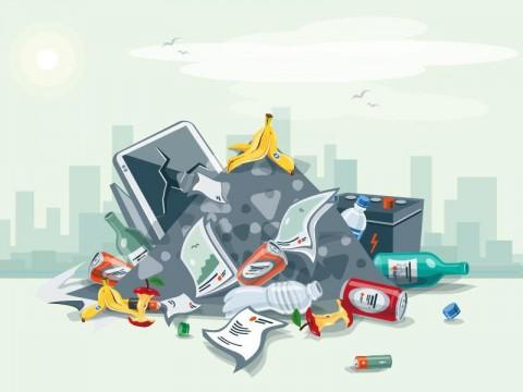 Pemkot Tangerang Angkat Tangan Soal Sampah Lapas Tangerang