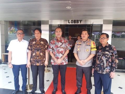 Kemenkumham Laporkan Walkot Tangerang ke Polisi