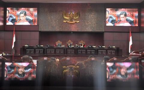 MK Dinilai Tak Berwenang Periksa PHPU Legislatif Malaysia
