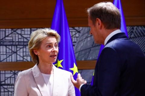 Calon Presiden Komisi Uni Eropa Mundur sebagai Menhan Jerman