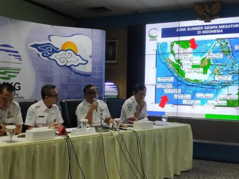BMKG Akan Tambah Alat Pendeteksi Tsunami