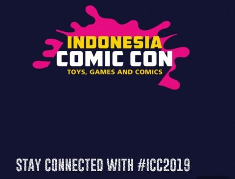 Bumilangit Studios Luncurkan Film Baru di Indonesia Comic Con 2019