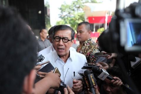 Yasonna Ungkap Asal Perselisihan dengan Wali Kota Tangerang