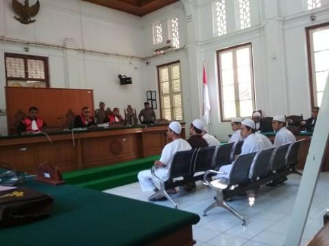 Eks Panglima Jihad Divonis 5 Bulan Penjara