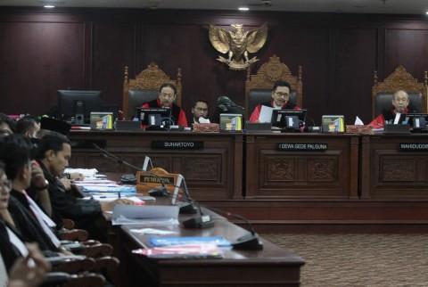 KPU Bantah Gugatan Penyusutan Suara Keponakan Prabowo