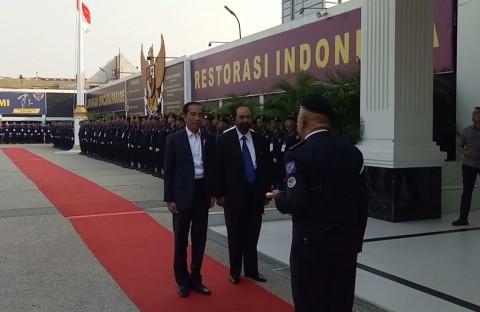 Visi Indonesia Jokowi Buat Surya Paloh Terharu