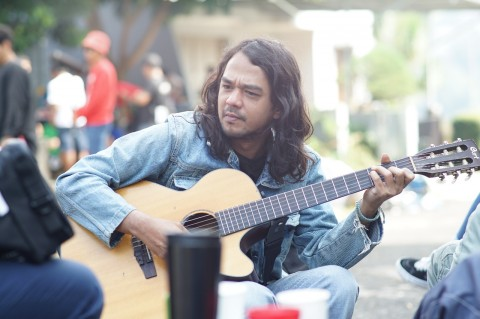 Cara Jason Ranti Dalami Karakter Pidi Baiq di Film Koboy Kampus