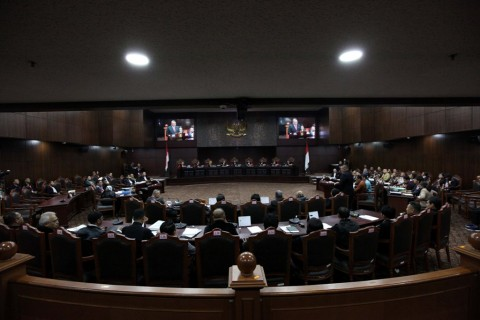 Gugatan Keponakan Prabowo Dianggap Tak Jelas