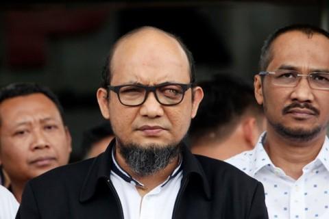 Dalang Kasus Novel Bisa Dihukum 7 Tahun Penjara