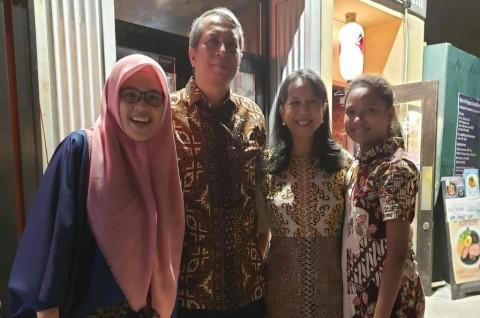 Dua Remaja Indonesia Inspiratif dan Pukau Publik di PBB