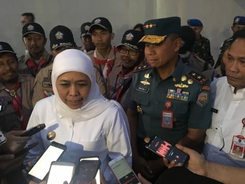 TNI AL Bekali Wawasan Kebangsaan ke Pelajar se-Jatim
