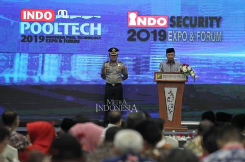 Buka IISMEX 2019, JK Ingin Kepala Daerah Cerdas Berteknologi
